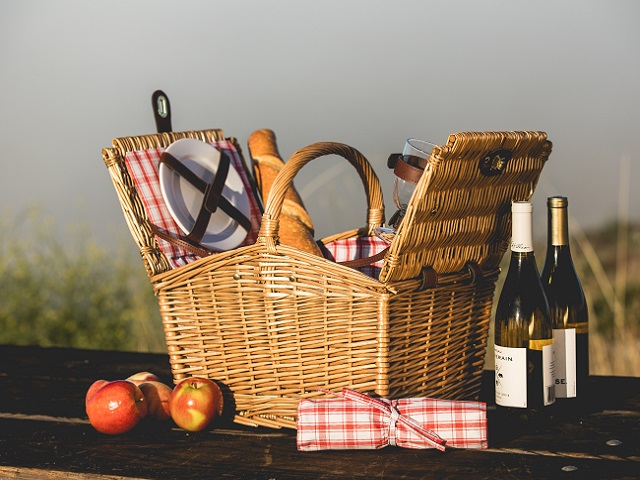Picnic Time on Zola Wedding Registry