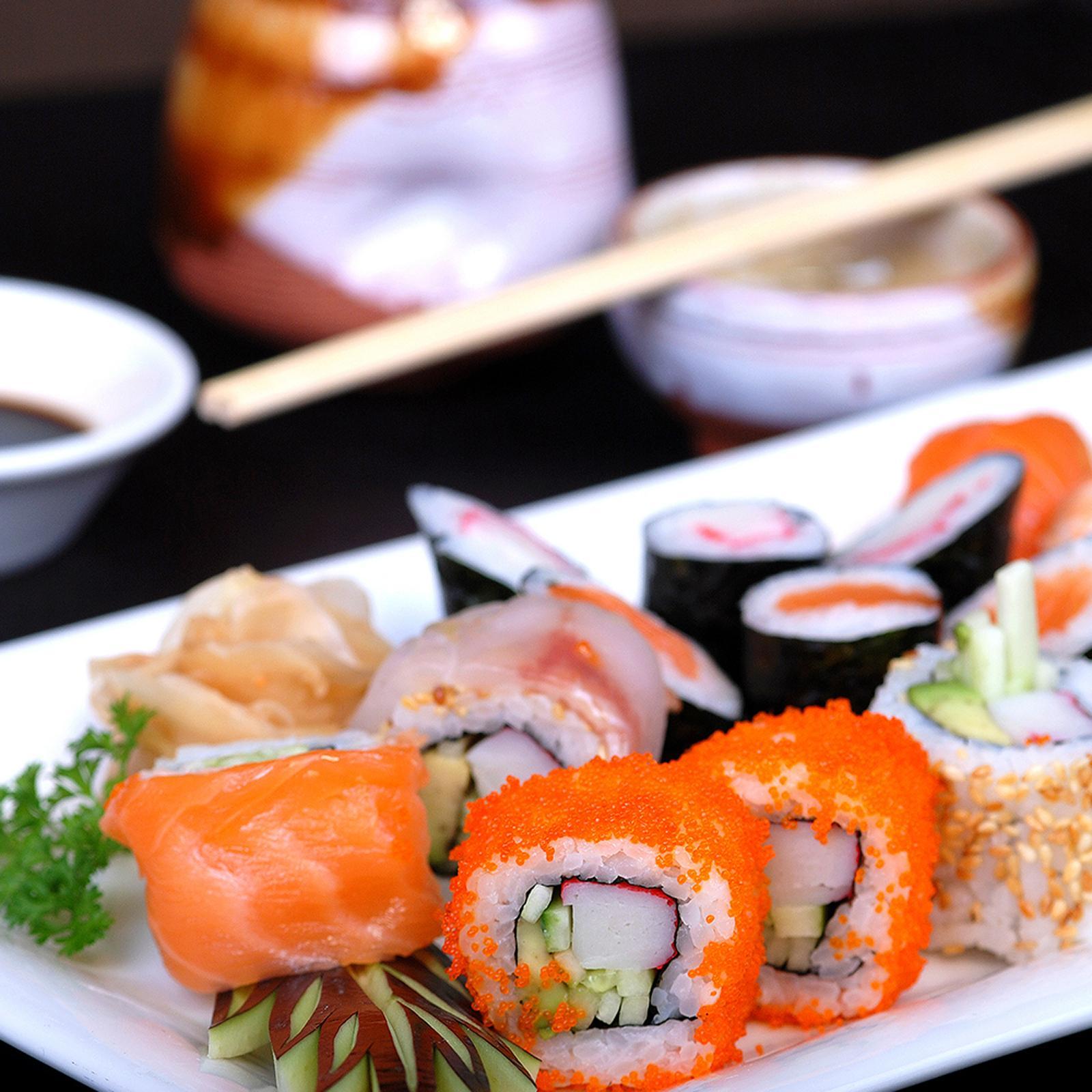 Мастер классы азиатской кухни