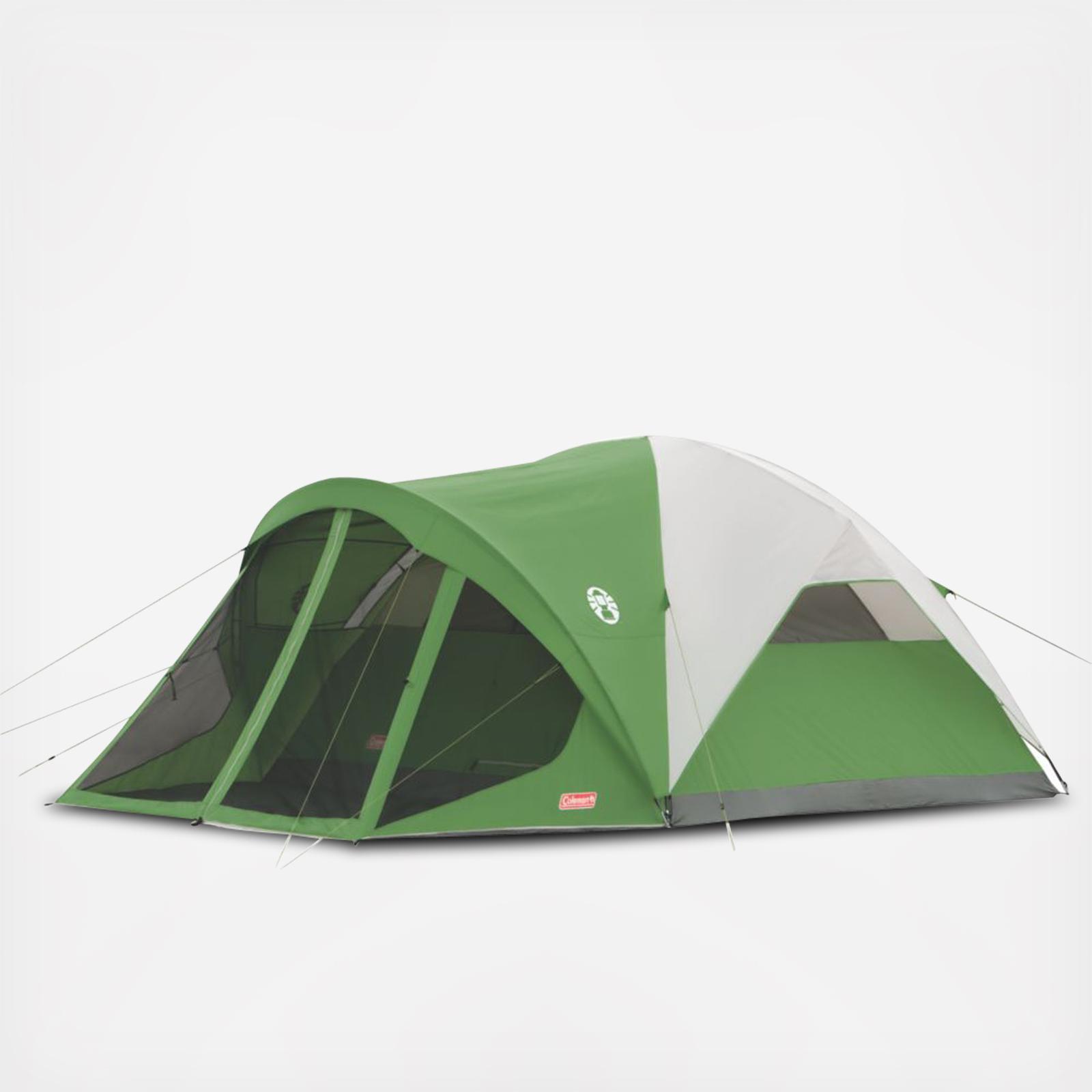 Evanston 6-Person Screened Tent & Evanston 6-Person Screened Tent | Zola