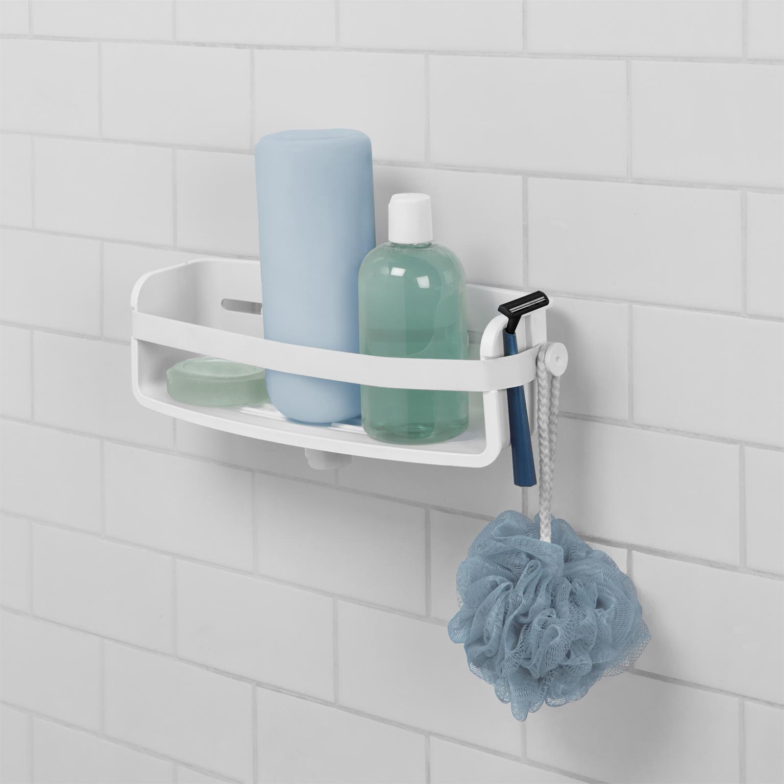 Flex Gel-Lock Shower Bin | Zola