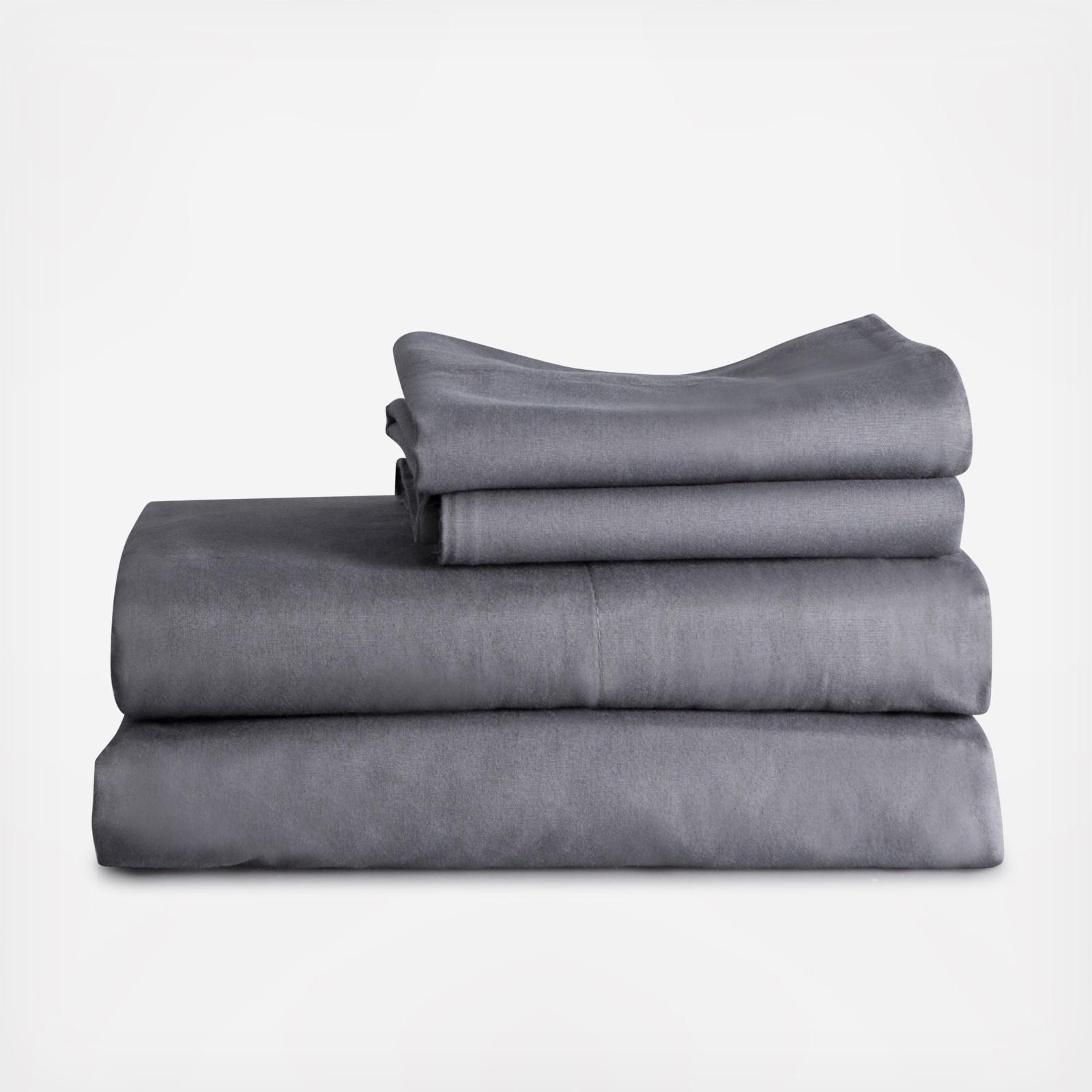 Amaze by welspun cotton sheet set bedding king navy blue - Amaze By Welspun Cotton Sheet Set Bedding King Navy Blue 20