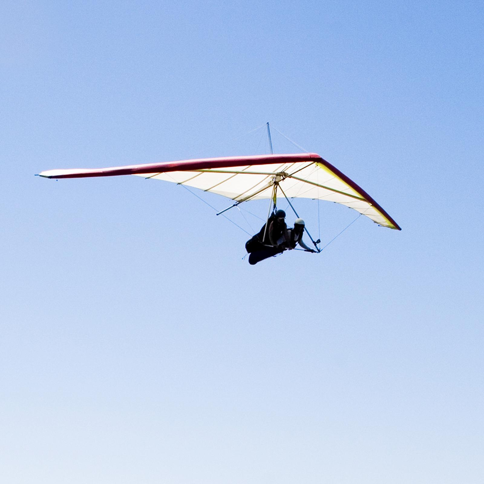 2 Tickets for Learn to Hang Glide Class - Austin