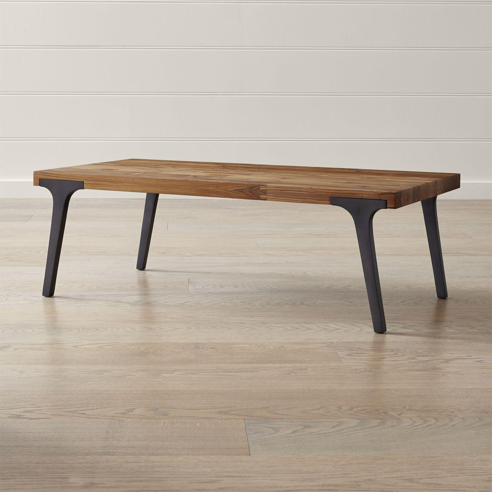 Ideas About Crate And Barrel Coffee Table Bench