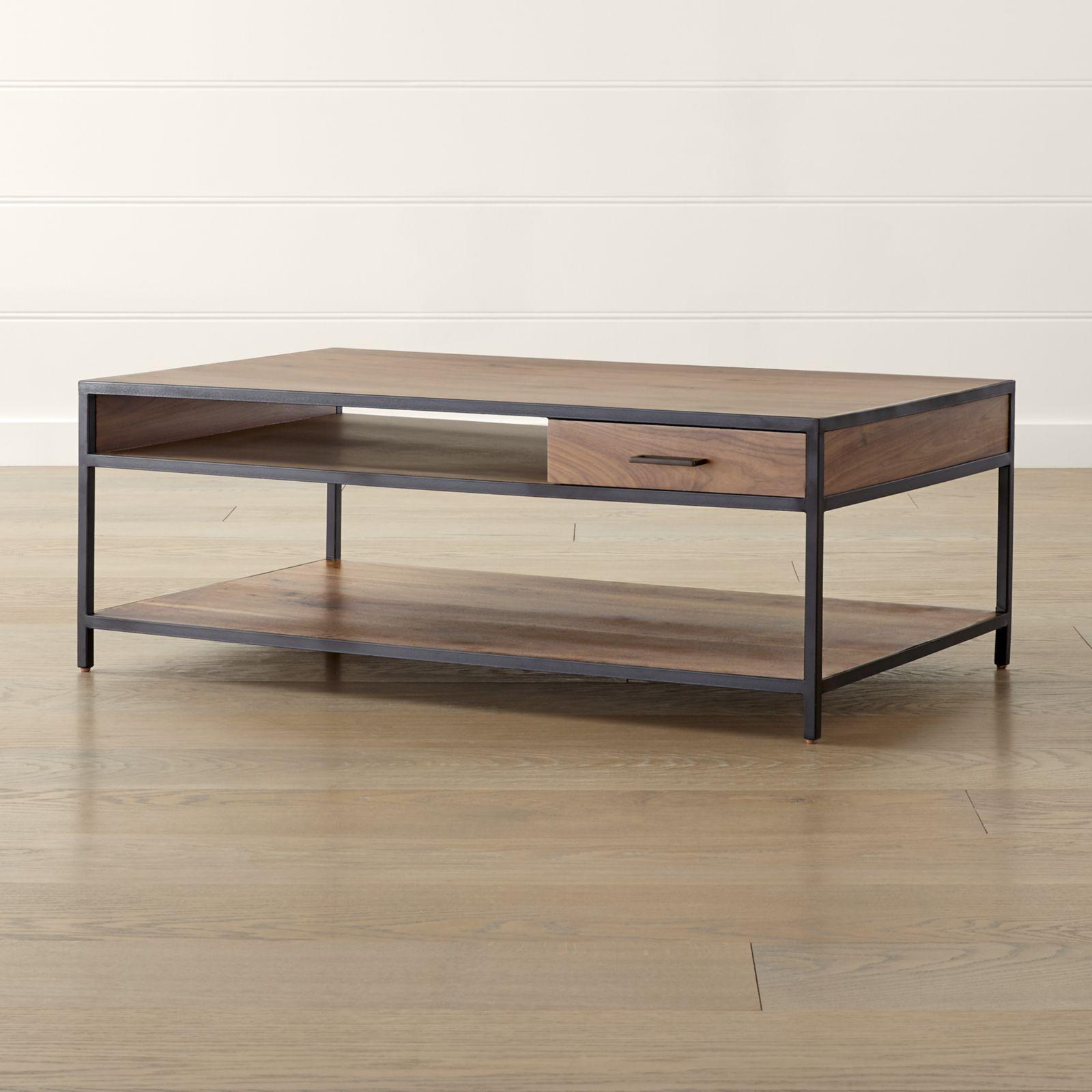 Knox storage coffee table zola