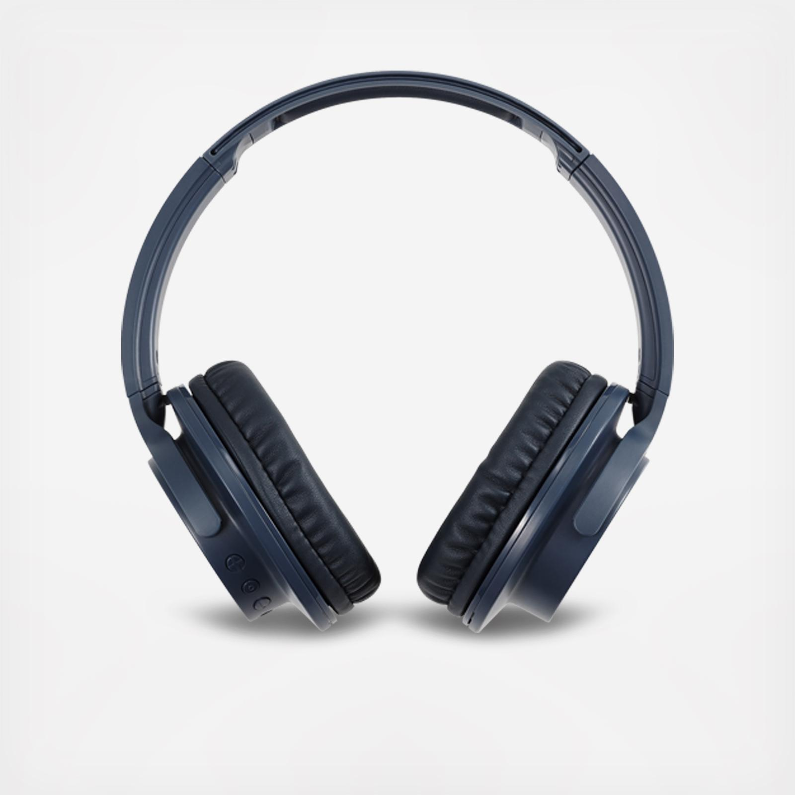 Quietpoint Ath Anc500bt Wireless Noise Cancelling Headphones