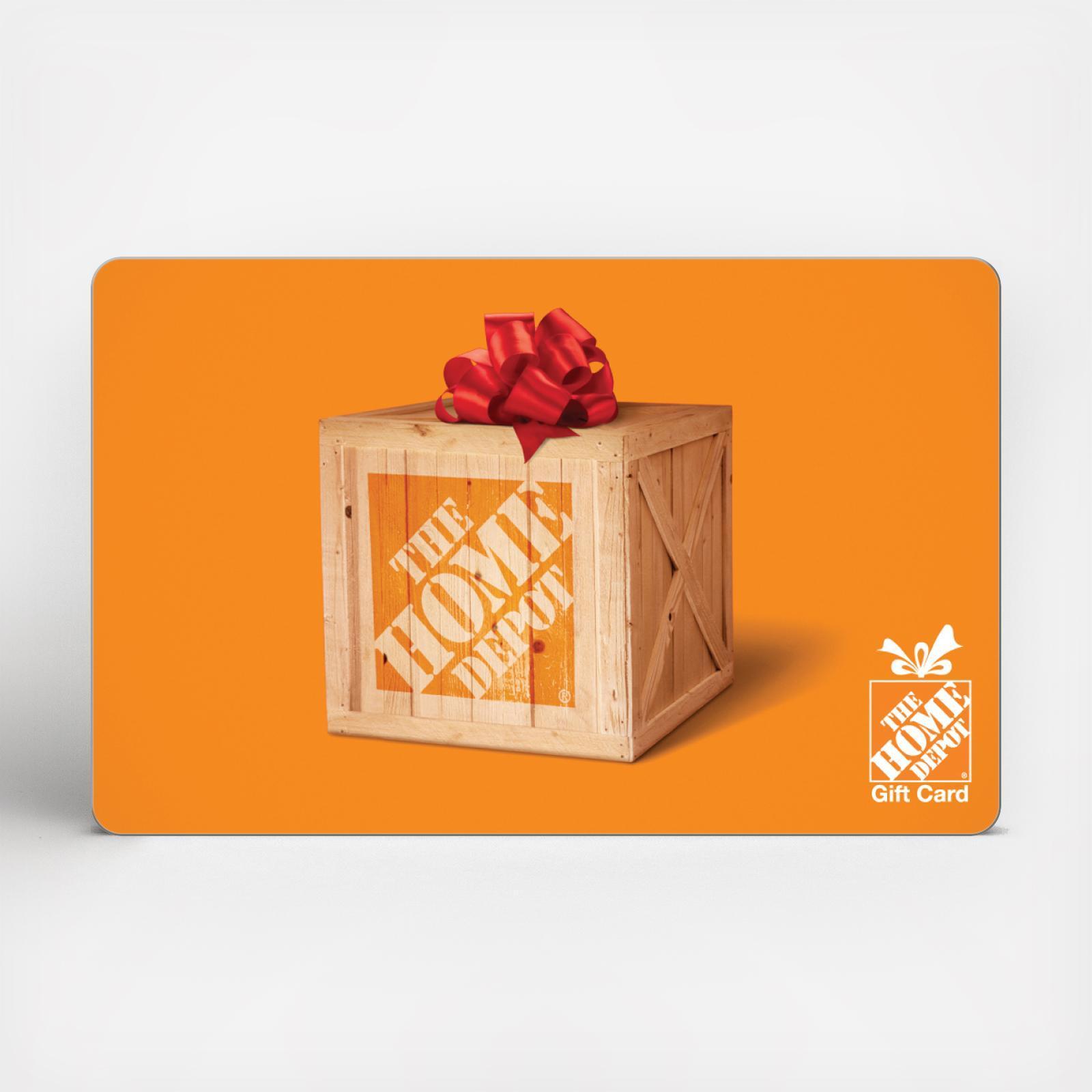 Home Depot Wedding Registry.Home Depot 100 Gift Card By The Home Depot Wedding Planning Registry Gifts