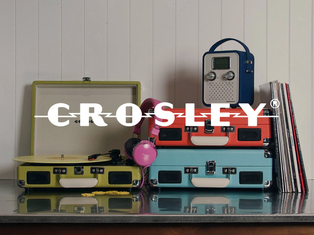 Crosley on Zola Wedding Registry