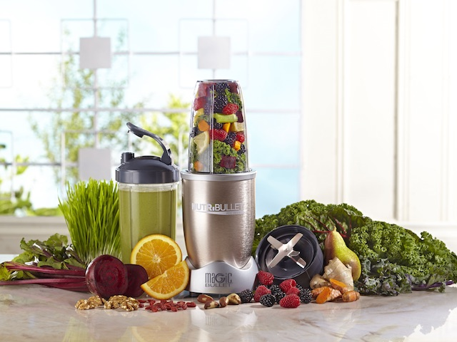 NutriBullet on Zola Wedding Registry