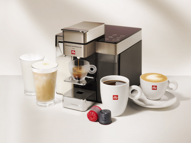 illy Caffe on Zola Wedding Registry