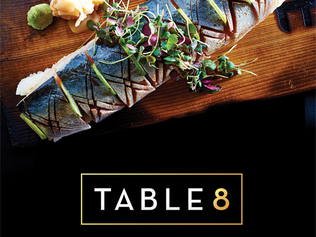 The Table8 Dining Club on Zola Wedding Registry