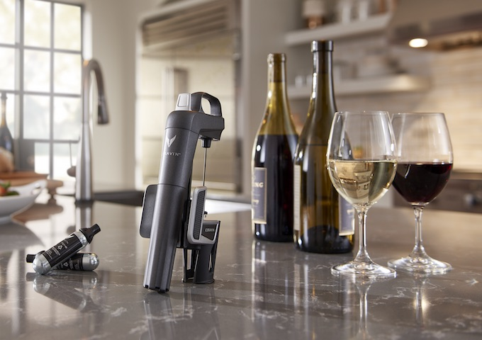 Coravin on Zola Wedding Registry