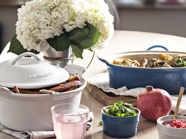 Le Creuset on Zola Wedding Registry
