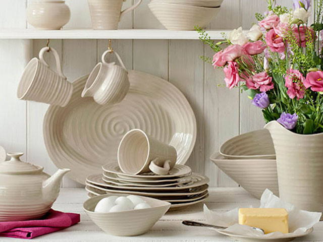 Sophie Conran on Zola Wedding Registry