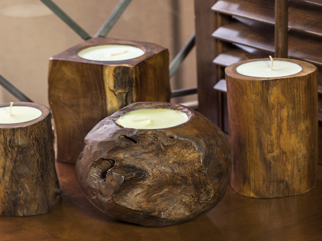Volcanica Candles on Zola Wedding Registry