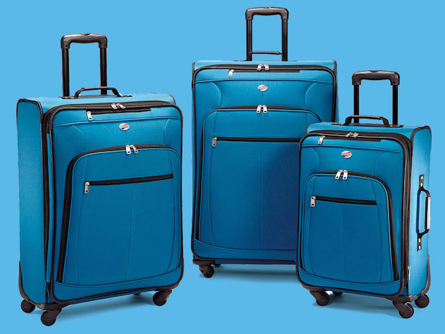 American Tourister on Zola Wedding Registry