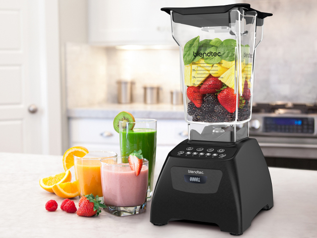 Blendtec on Zola Wedding Registry