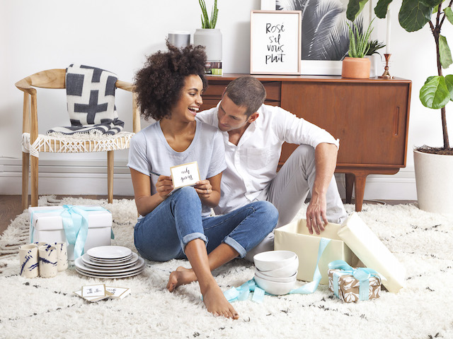 Last Minute Gifts on Zola Wedding Registry