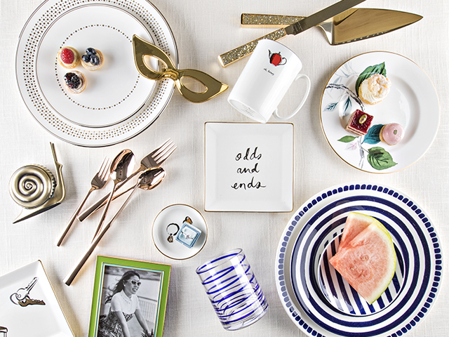 kate spade new york on Zola Wedding Registry