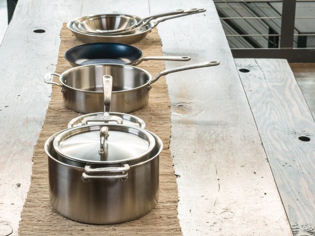 Made In Cookware on Zola Wedding Registry