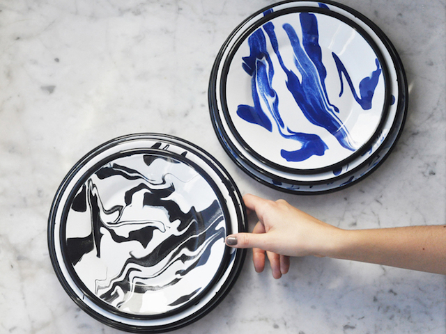BORNN Enamelware on Zola Wedding Registry