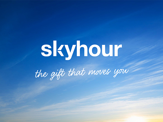 Skyhour on Zola Wedding Registry