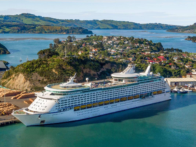 Royal Caribbean on Zola Wedding Registry