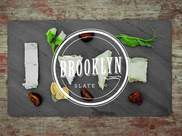 Brooklyn Slate on Zola Wedding Registry