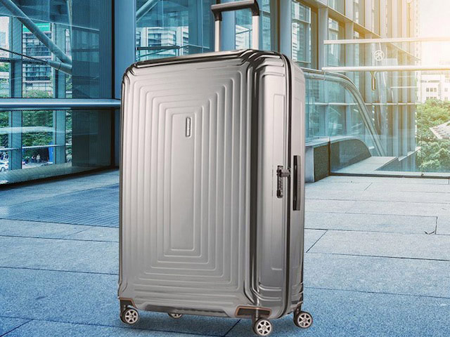Samsonite on Zola Wedding Registry