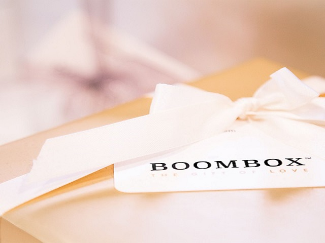 Boombox Gifts on Zola Wedding Registry