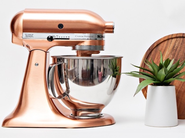 KitchenAid on Zola Wedding Registry