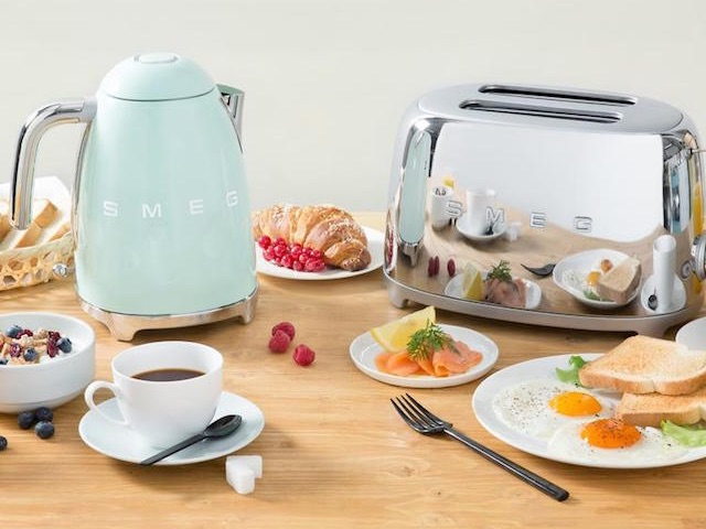 Smeg on Zola Wedding Registry