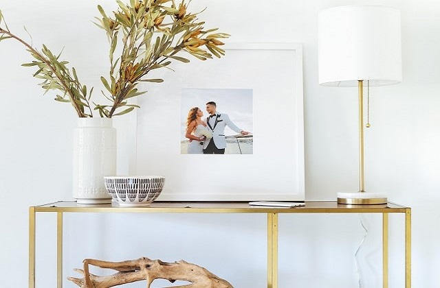 Framebridge on Zola Wedding Registry