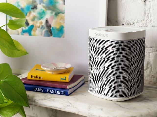 Sonos on Zola Wedding Registry