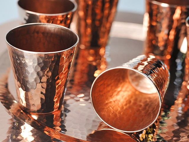 Sertodo Copper on Zola Wedding Registry