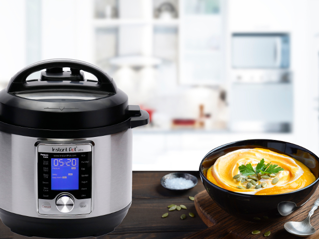 Instant Pot on Zola Wedding Registry