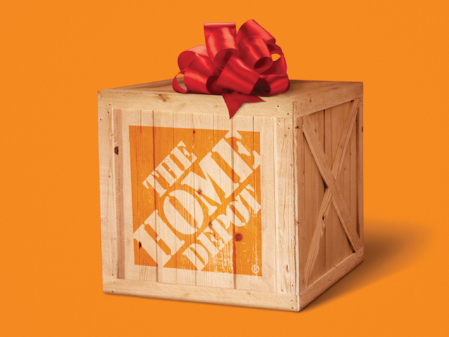 The Home Depot on Zola Wedding Registry