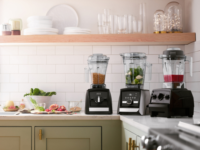 Vitamix on Zola Wedding Registry