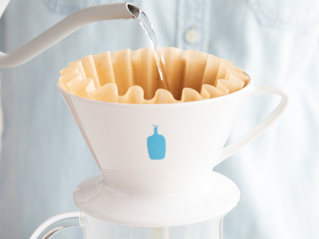 Blue Bottle Coffee on Zola Wedding Registry