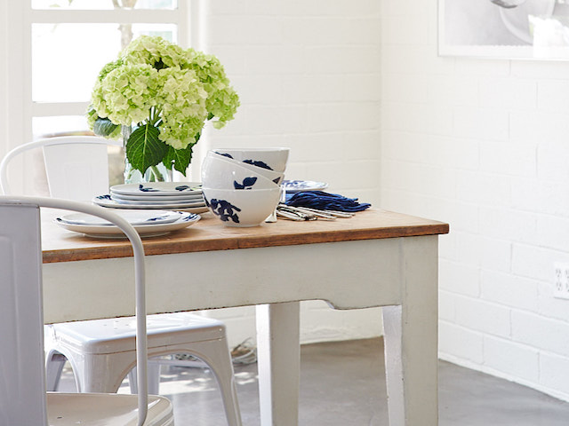 Crate and Barrel ♥ Draper James Collection on Zola Wedding Registry