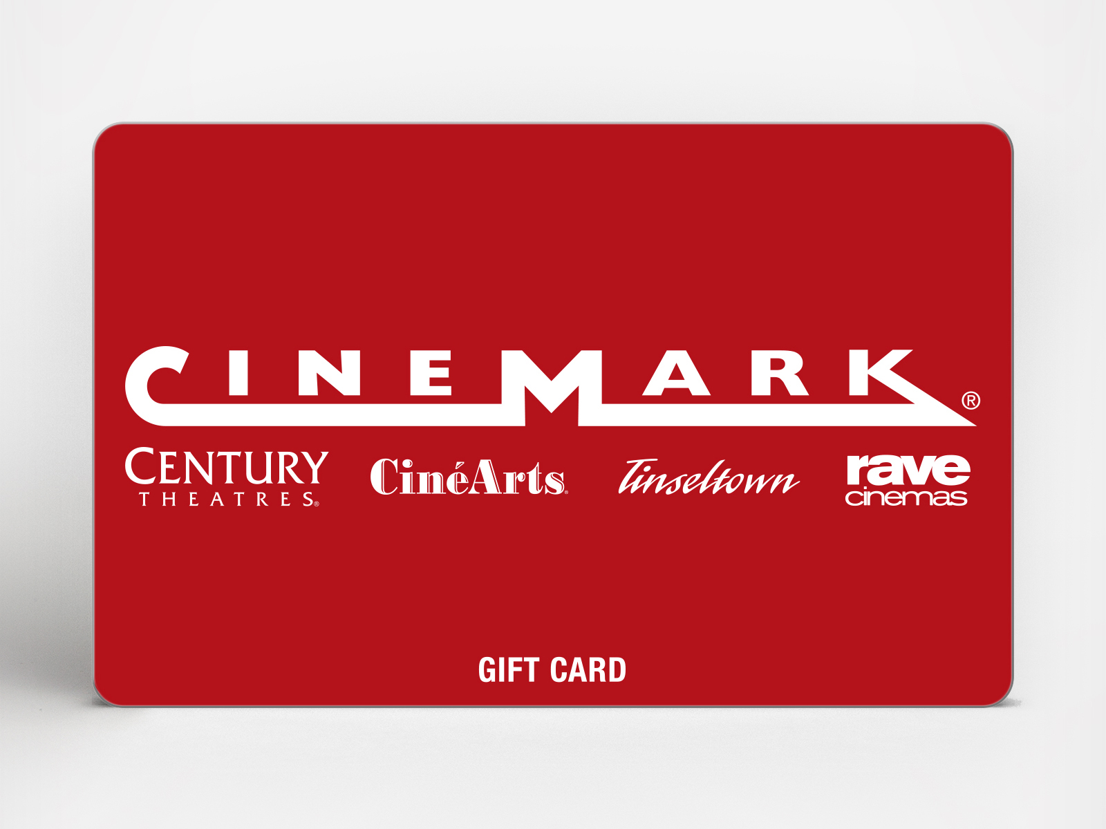 Cinemark on Zola Wedding Registry