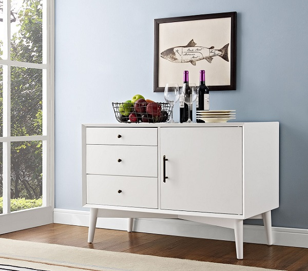 Crosley Furniture on Zola Wedding Registry