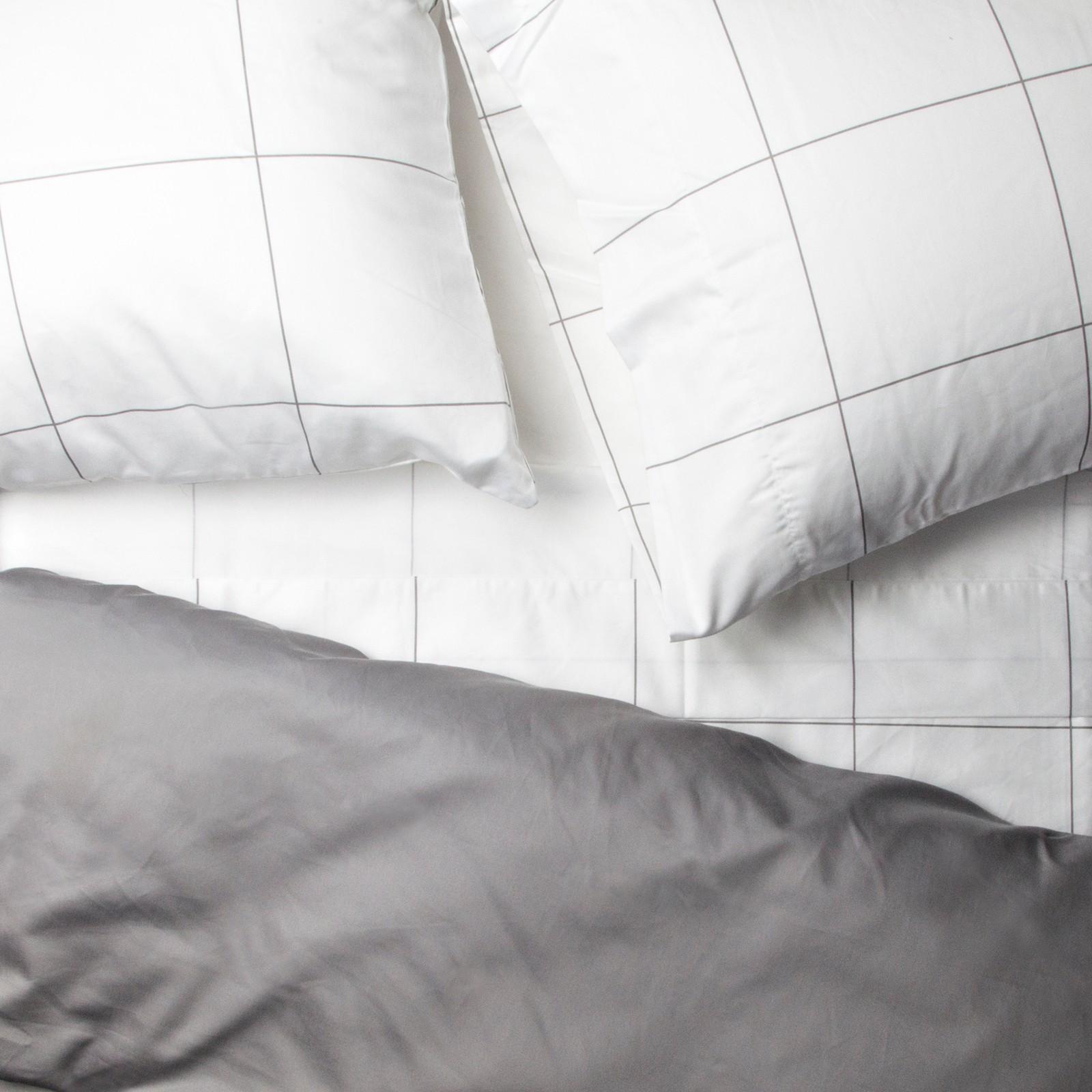 luxe piece starter sheet set  zola -