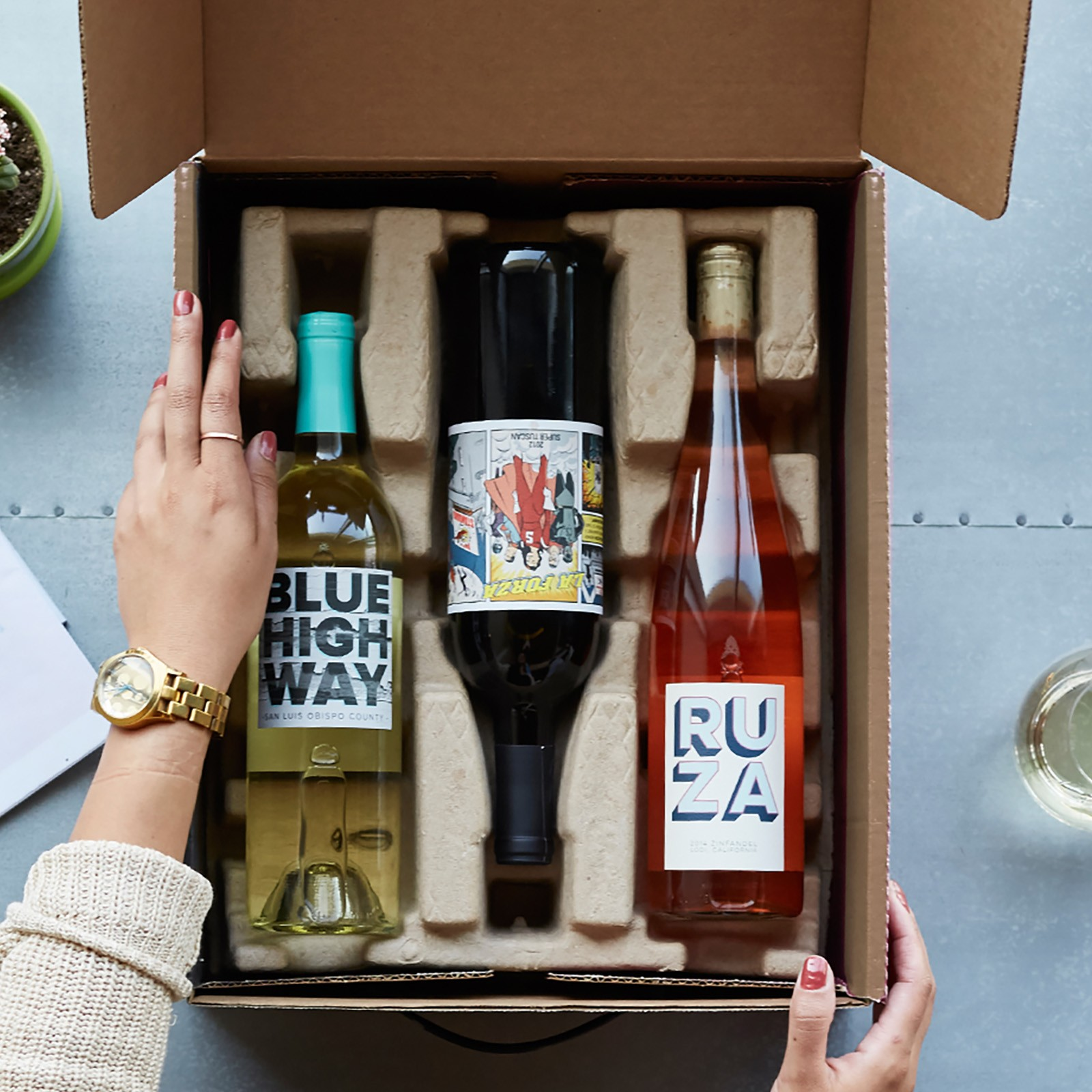 Monthly Wine Club By Winc Wedding Planning Registry Amp Gifts