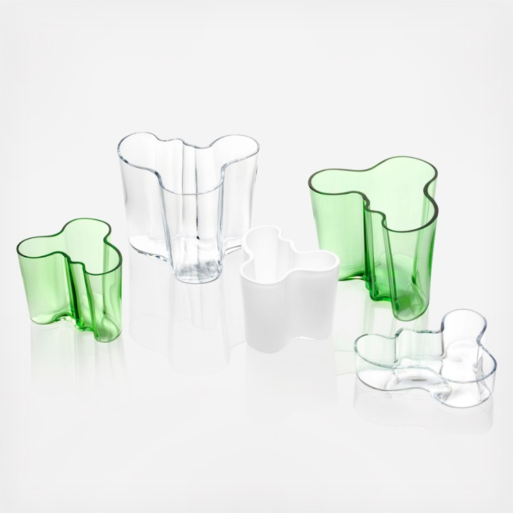 Medium Aalto Vase By Iittala Zola