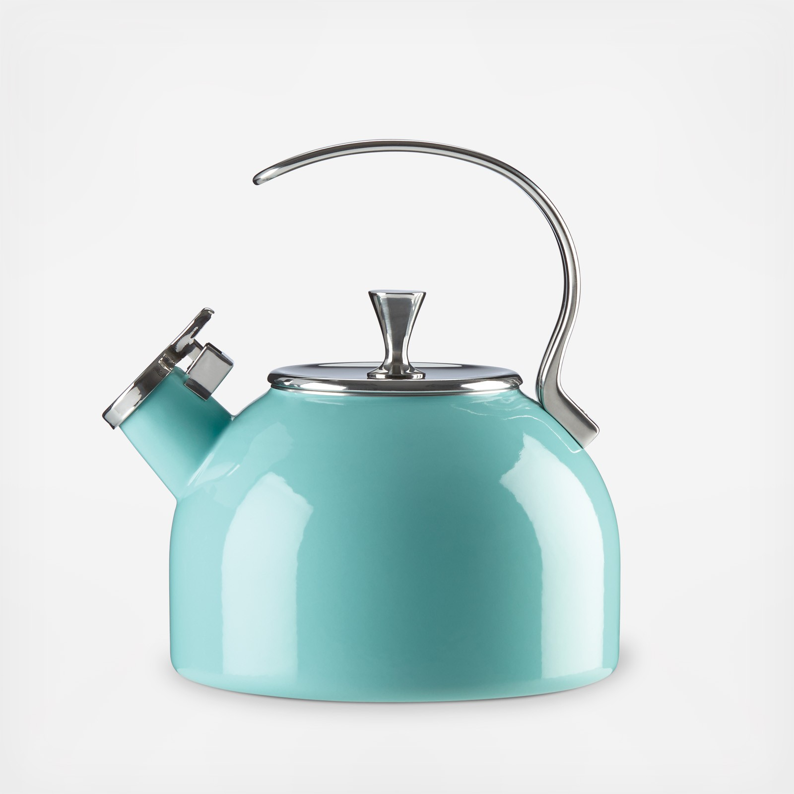 all in good taste tea kettle  zola -