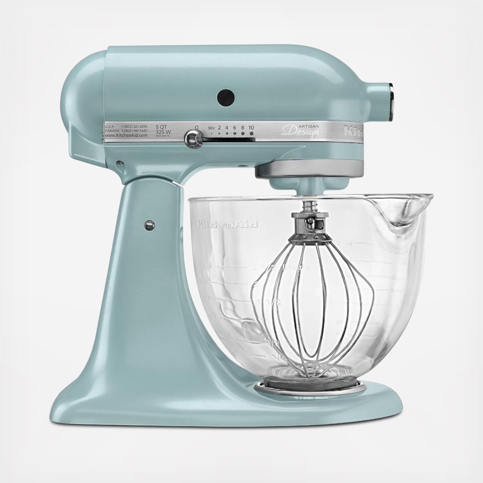 Artisan Design Series 5 Qt Tilt Head Stand Mixer With