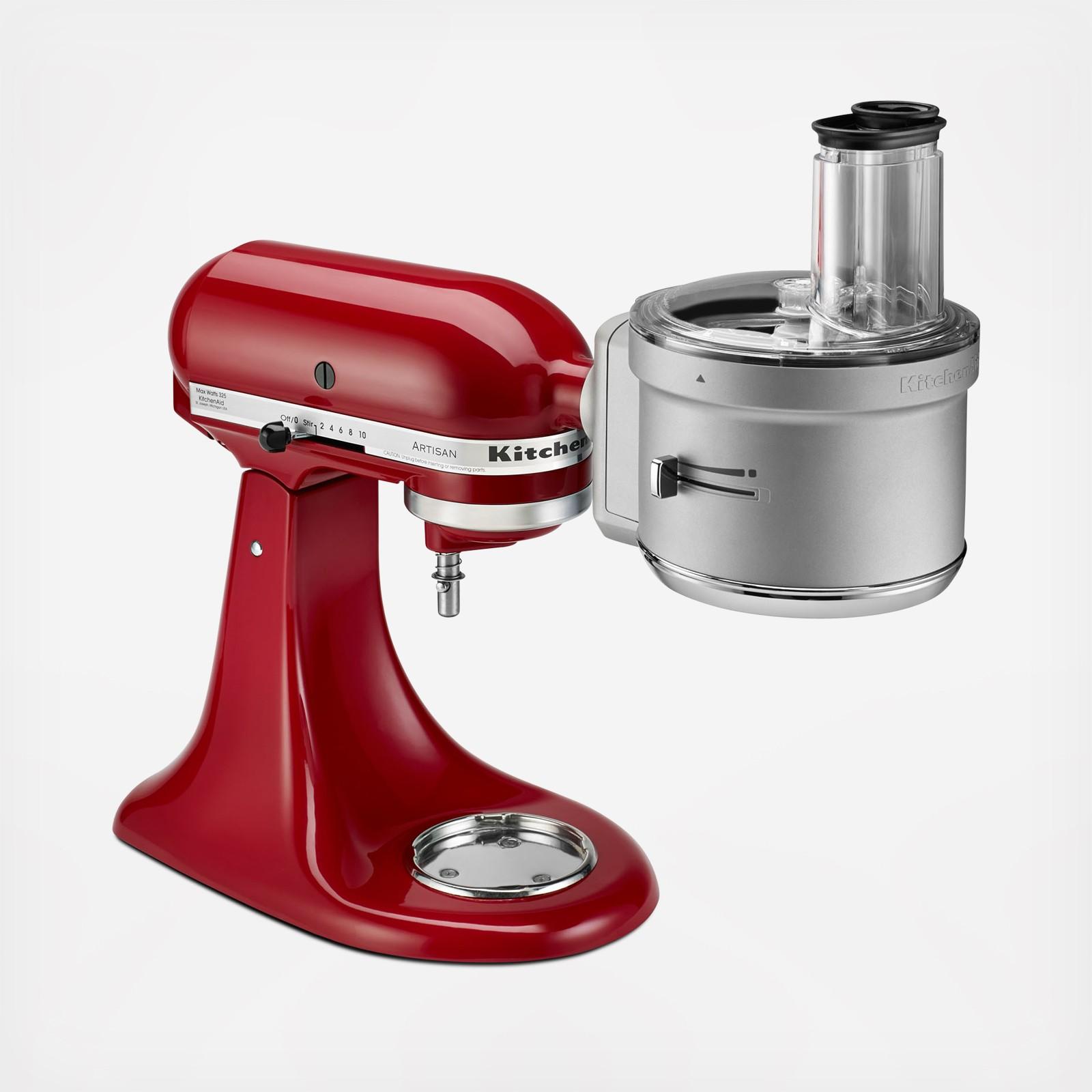 Food Processor Stand Mixer Attachment | Zola