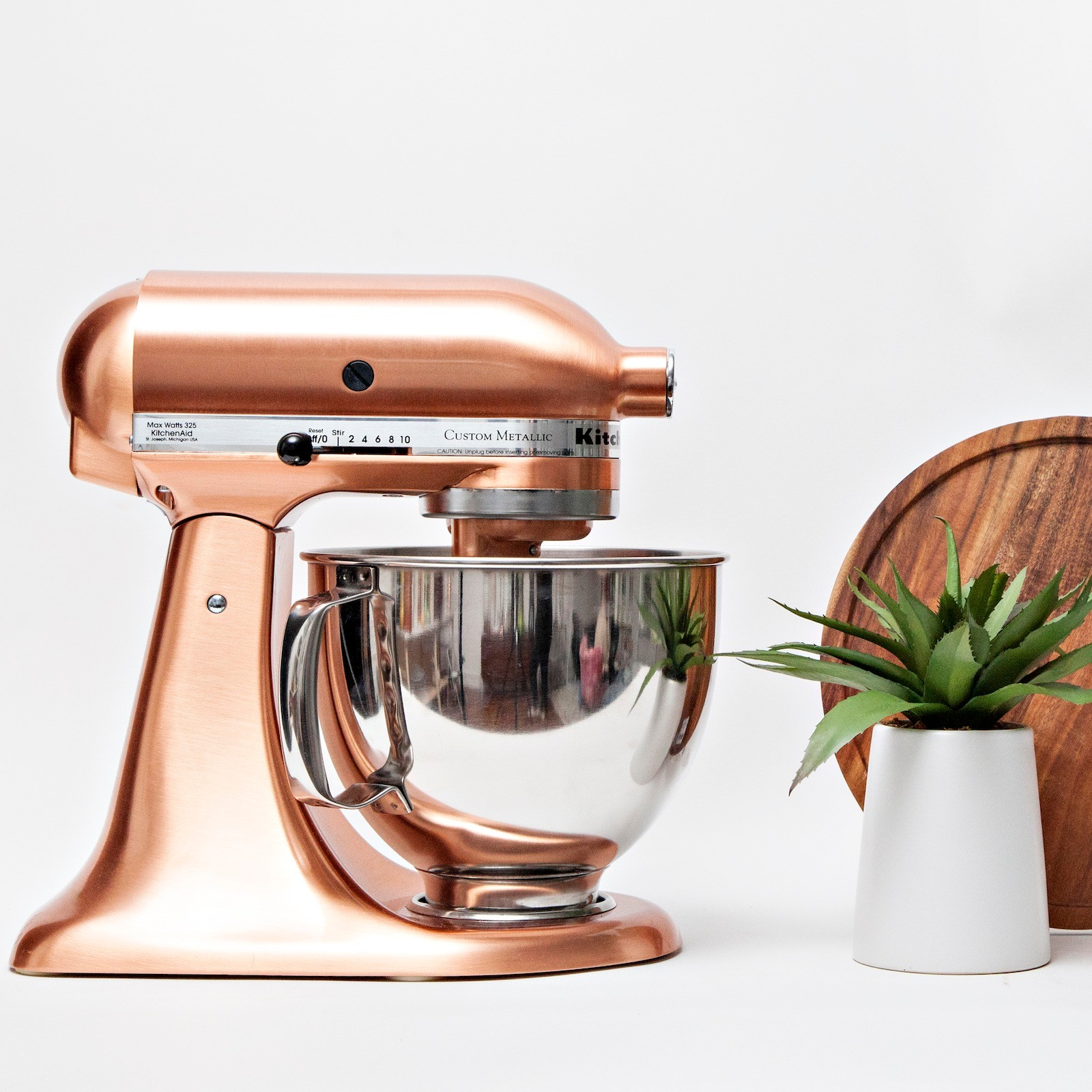 Custom Metallic Series 5 Qt. Tilt-Head Stand Mixer | Zola on kitchenaid blender parts, paint pole attachments, sunbeam stand mixer, kitchenaid ice cream maker, double oven stove, dyson attachments, dirt devil attachments, kitchenaid food processor, kitchenaid stand mixers,