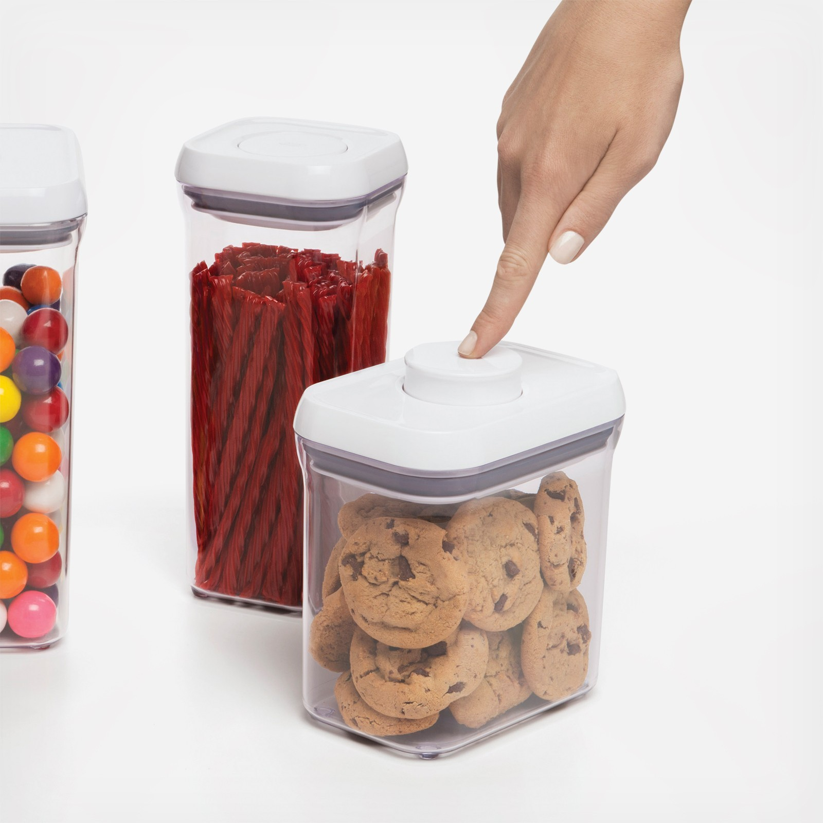 Good Grips 5 Piece Pop Container Set By Oxo Wedding Planning Registry Gifts
