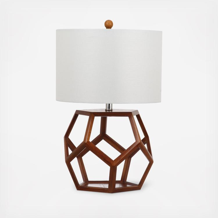 Superior Honeycomb Table Lamp | Zola